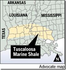 Two energy firms plan Tuscaloosa Marine Shale play