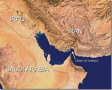 Iran To Practice Closing Strait Of Hormuz (1/2)