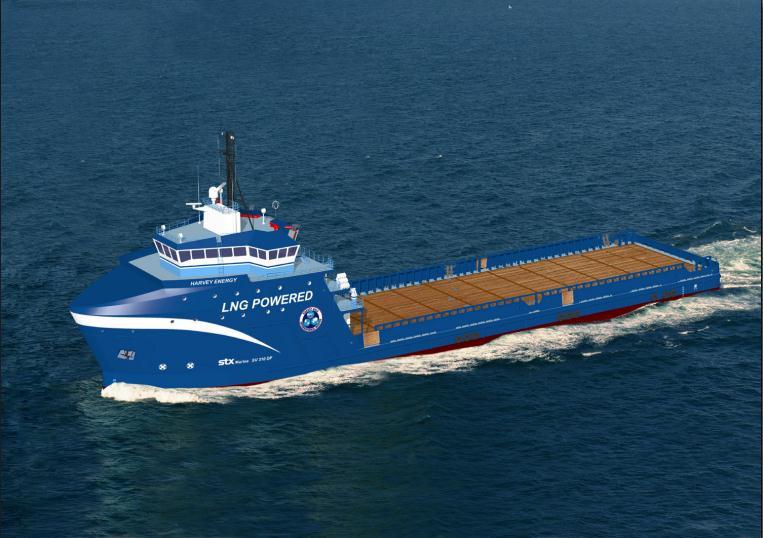 Finland: Wartsila to Provide Propulsion for Harvey's New LNG OSVs