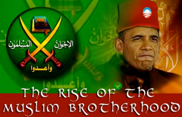 Why is Obama in bed with the Muslim Brotherhood?