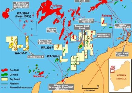 Australia: Tap Taps into Tallaganda| Offshore Energy Today
