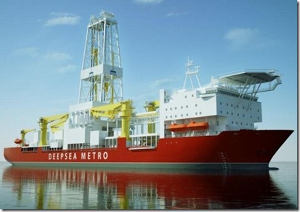 Norway-Odfjell-Drilling-Secures-Contract-for-Drillship-under-Constuction