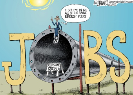 Energy Tribune- Obama and Energy: Collected Cartoons