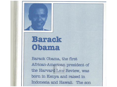 Obama's Literary Agent in 1991 Booklet: 'Born in Kenya and raised in Indonesia and Hawaii'