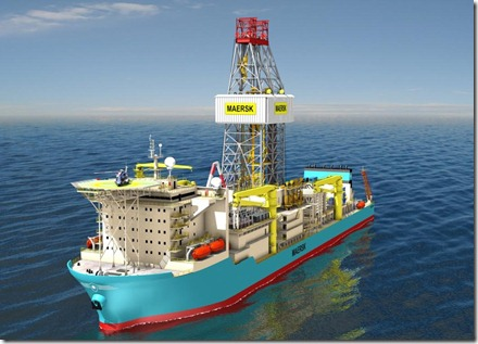 Maersk-Bags-Gulf-of-Mexico-Contract-for-its-Under-Construction-Drillship
