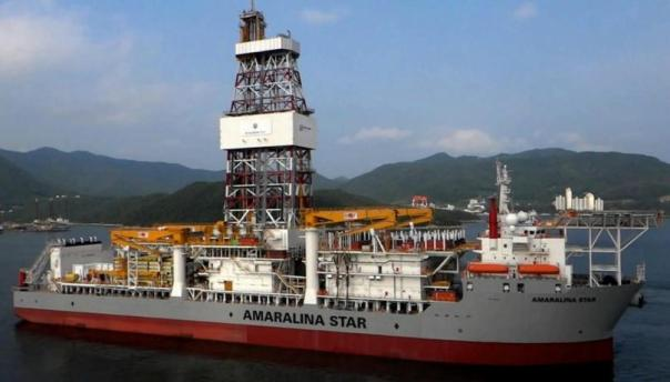 Amaralina Star Drillship Arrives in Brazil| Offshore Energy Today