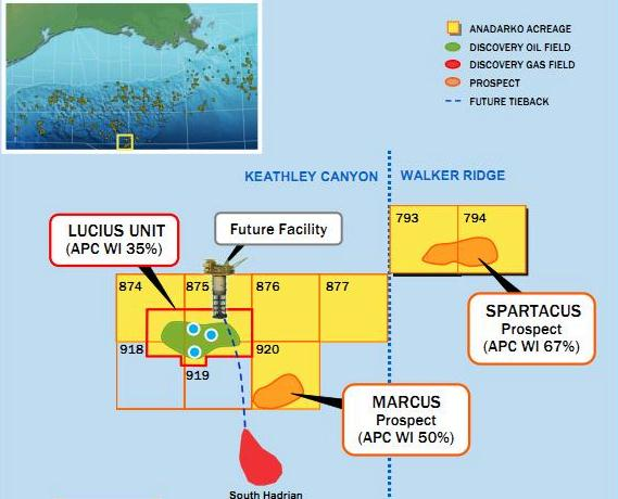 INPEX Buys Lucius Stake (USA)| Offshore Energy Today