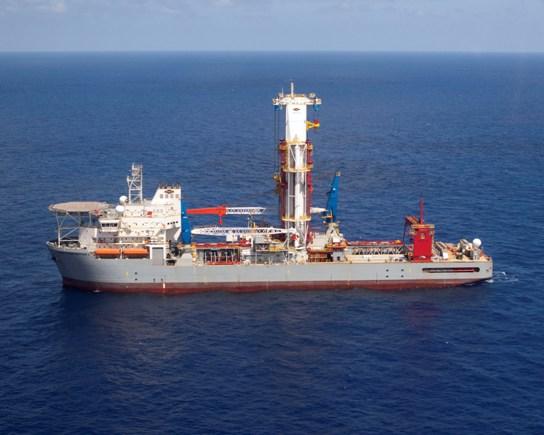 Sonardyne Supplies BOP Control System to Noble's Drillship (USA)