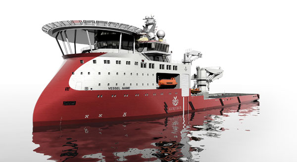 Ulstein to Deliver Innovative Subsea Vessel to GC Rieber Shipping in 2014| Offshore Energy Today