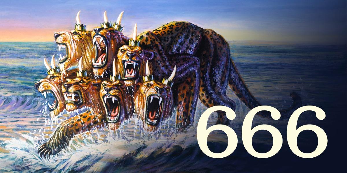 666 Mark of Beast